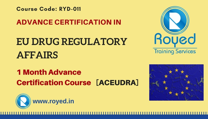 EU drug regulatory affairs