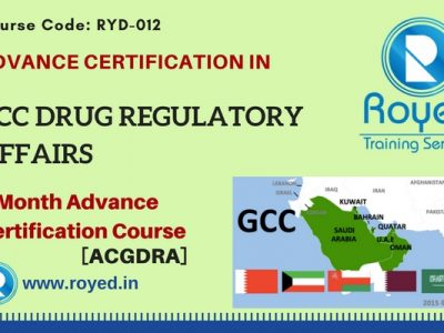 GCC drug regulatory affairs