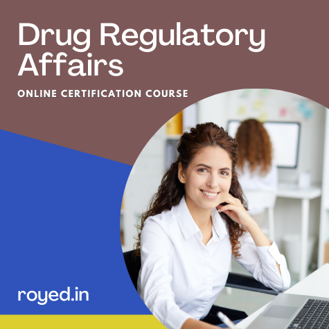 drug regulatory affairs training course