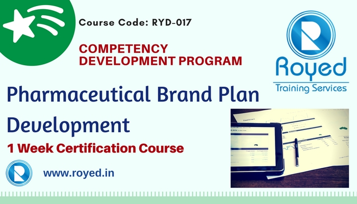pharma brand plan development