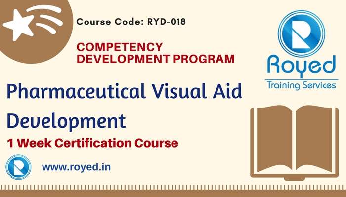 pharmaceutical visual aid development