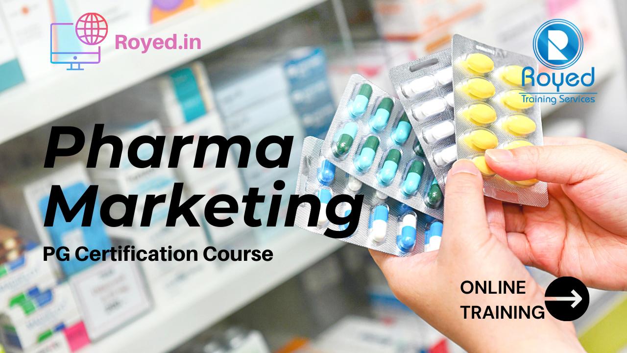 pharma marketing course