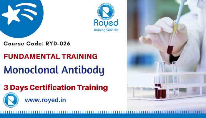 online course in monoclonal antibodies