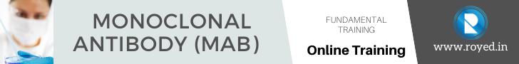 Monoclonal Antibdy MAB Training