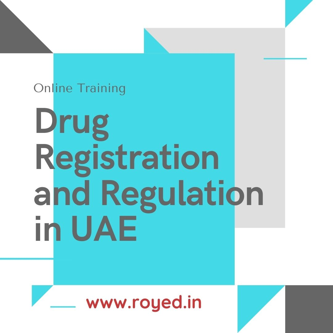 UAE drug regulatory affairs
