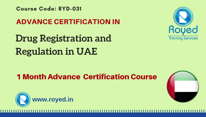 drug registration and regulation in UAE