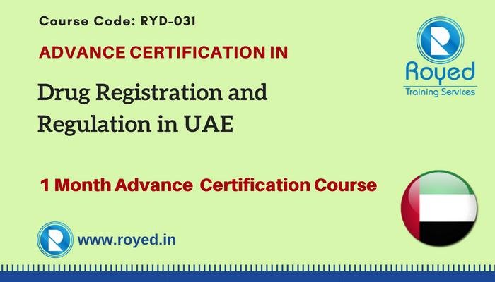 drug registration and regulation in UAE