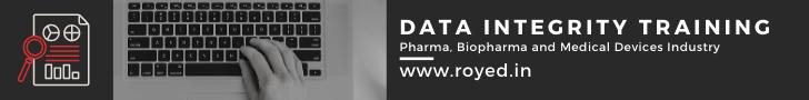 Data Integrity Pharmaceutical Training Course
