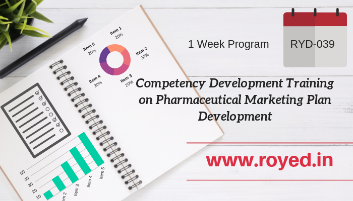 Pharma marketing plan