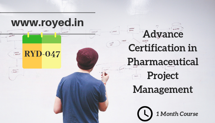 Pharmaceutical Project Management online course