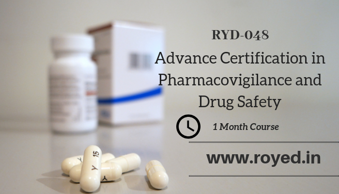 Pharmacovigilance and drug safety