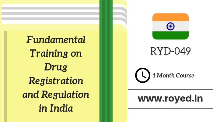 Drug registration in India