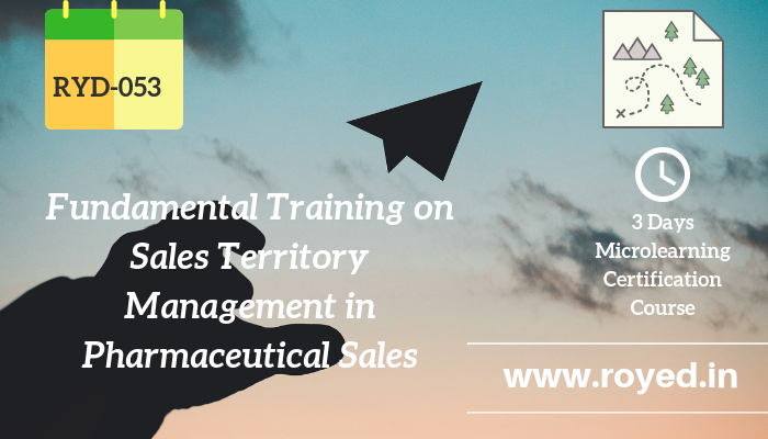 Pharma Sales Territory Management in Pharma Sales