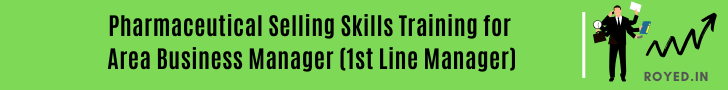 Selling Skills Training for Area Business Manager
