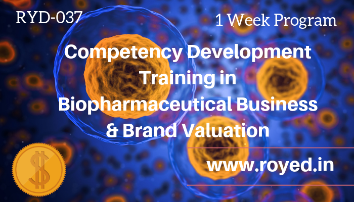 Biopharma business valuation