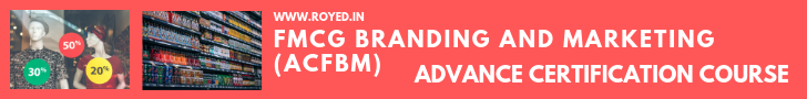 FMCG Branding and Marketing course