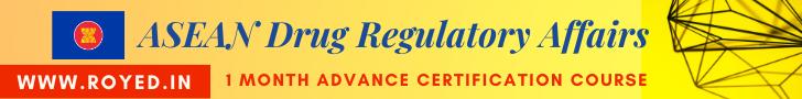 ASEAN drug regulatory affairs