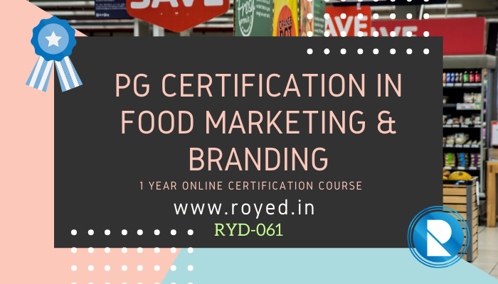 Food Marketing and Branding Course
