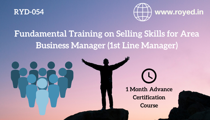 Pharma Selling Skill Training for area business manager