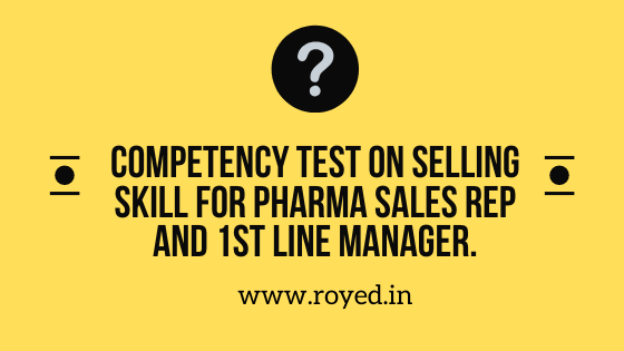 Pharma Sales Review Test