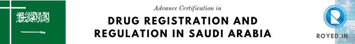 drug registration in Saudi Arabia