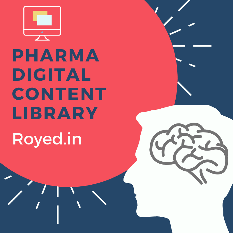 Pharma Digital Content Library
