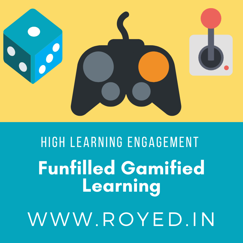 gamified learning at royed training