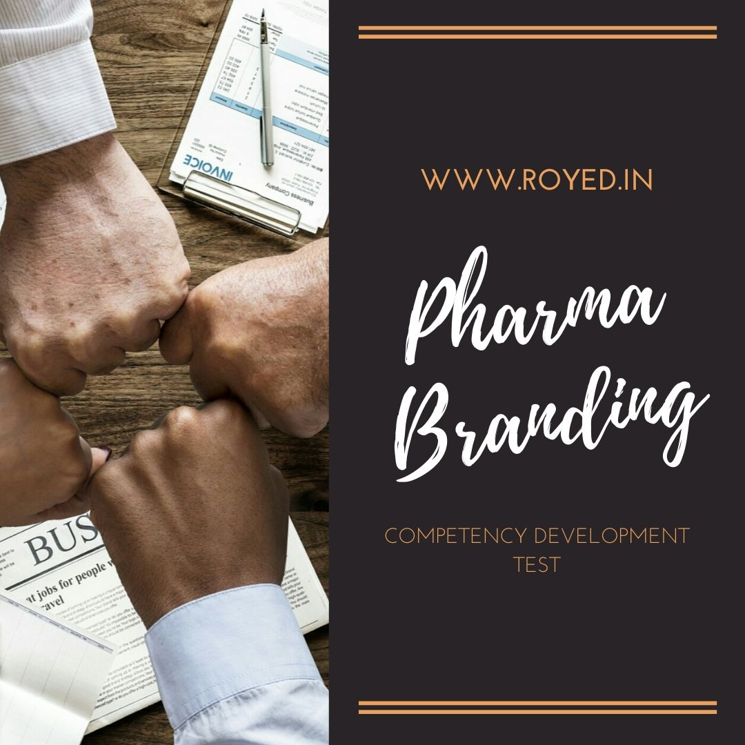 Pharma Branding Competency Development Test