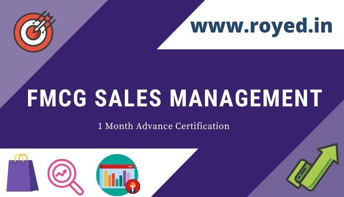 FMCG Sales Management