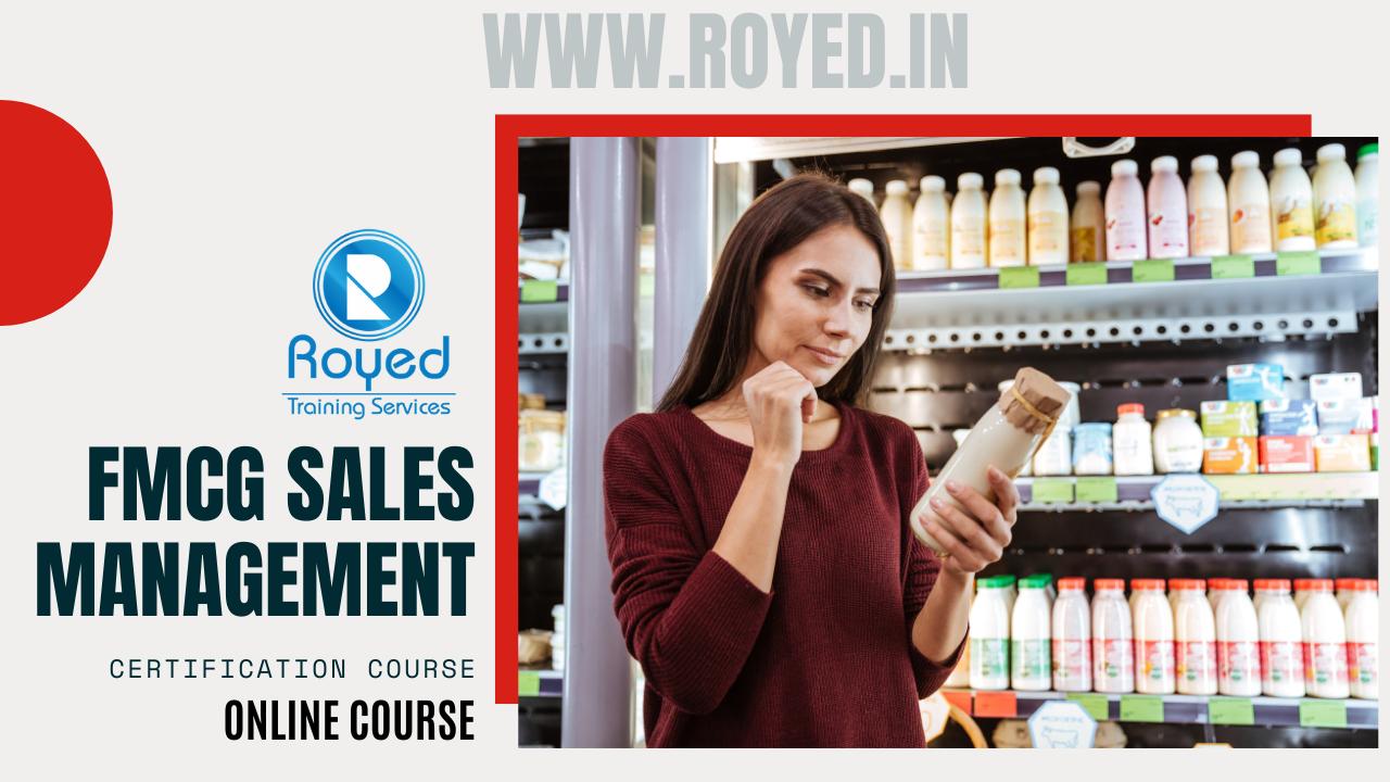 fmcg sales management course