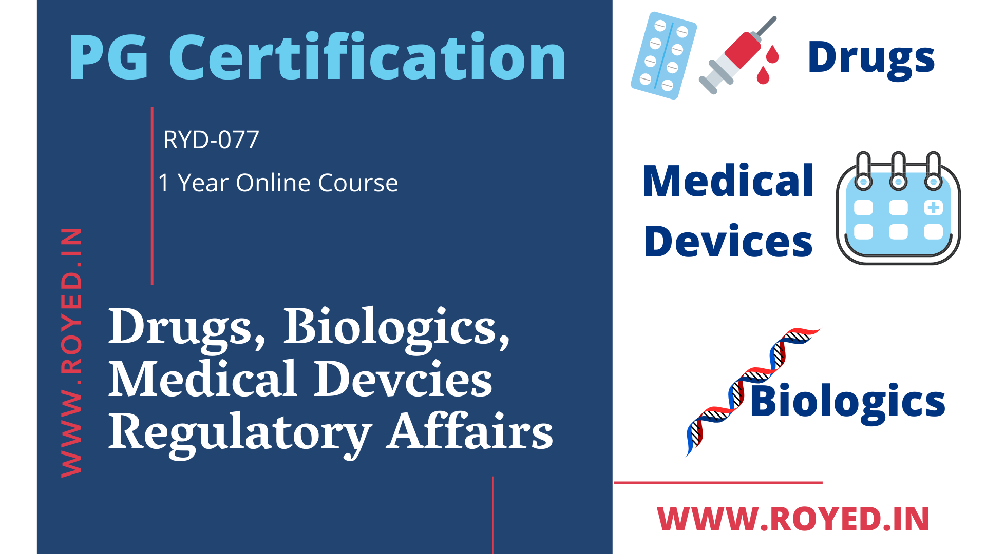 drugs biologics medical devices regulatory affairs coruse