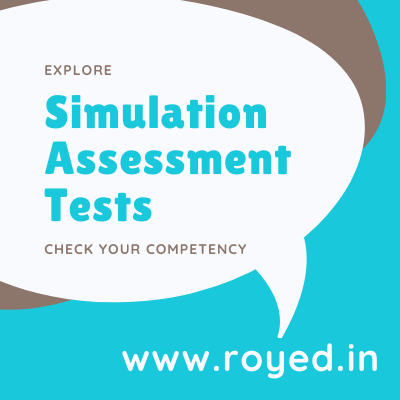 simulation and assessment test