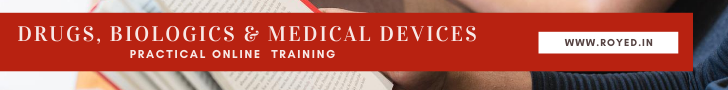 Drugs biologics medical devices online training