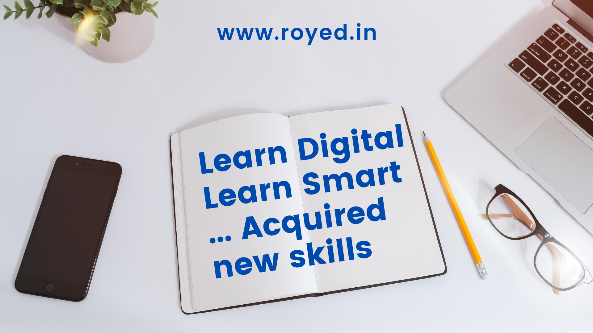 Learn digital by royed training
