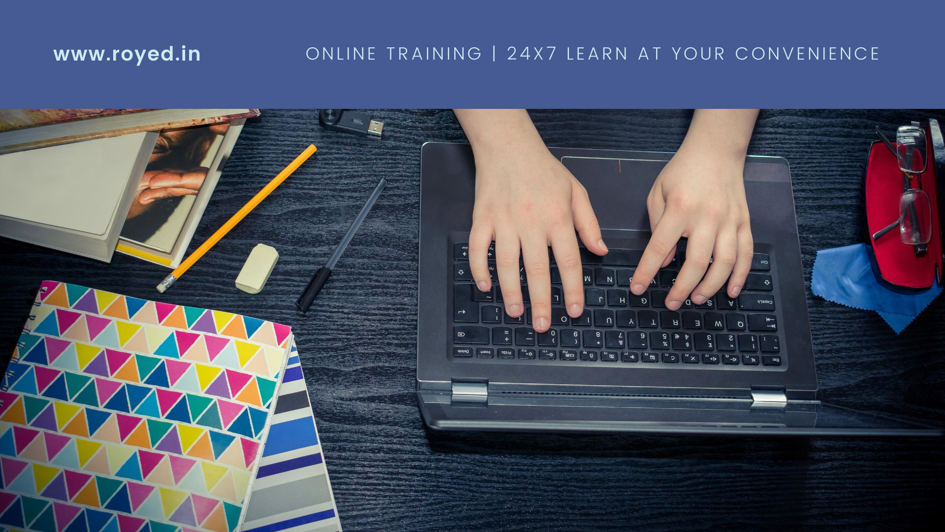 Royed Online Training courses