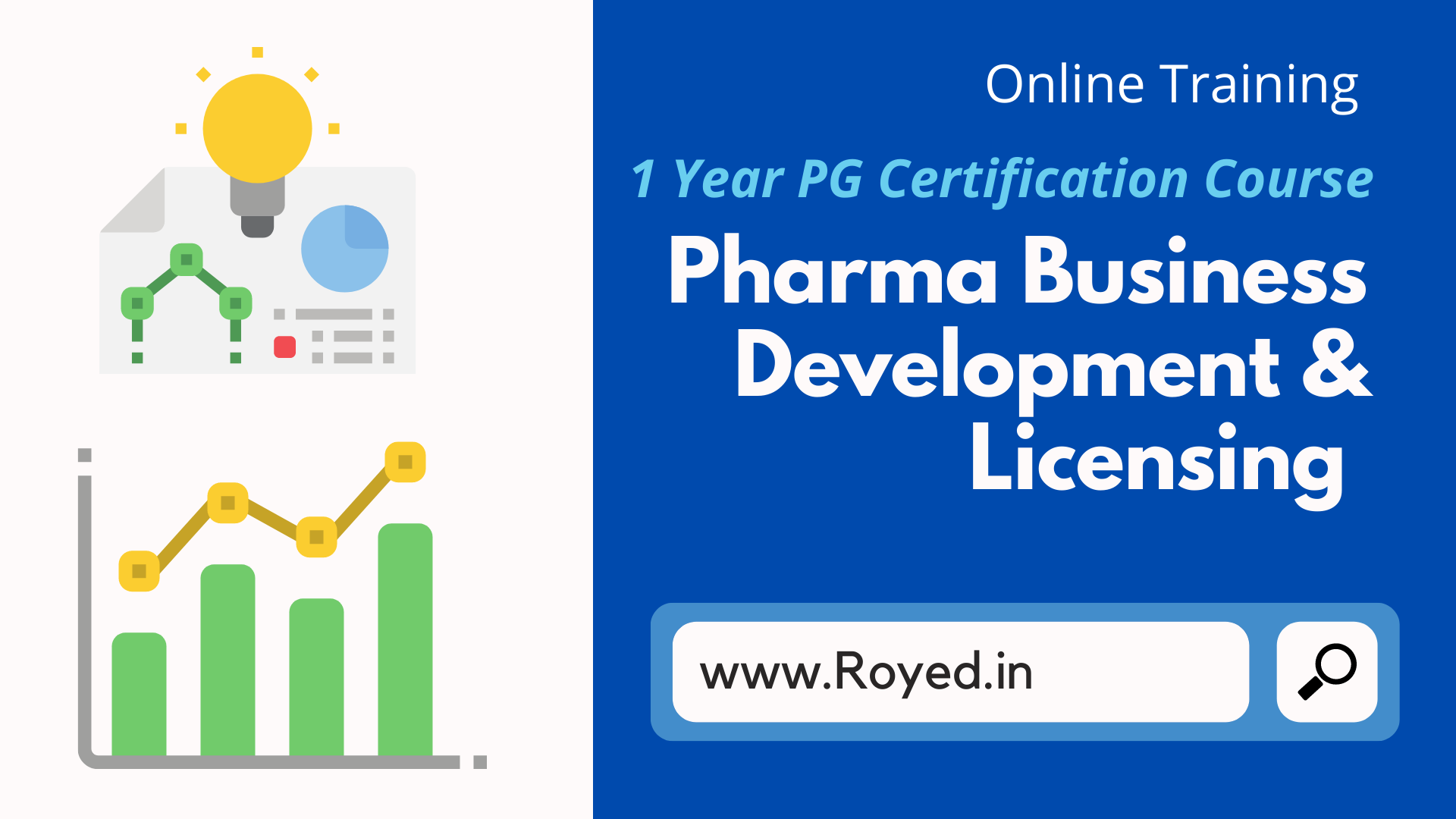 pharma business development course