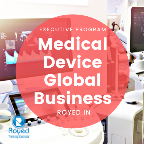 medical device global business training