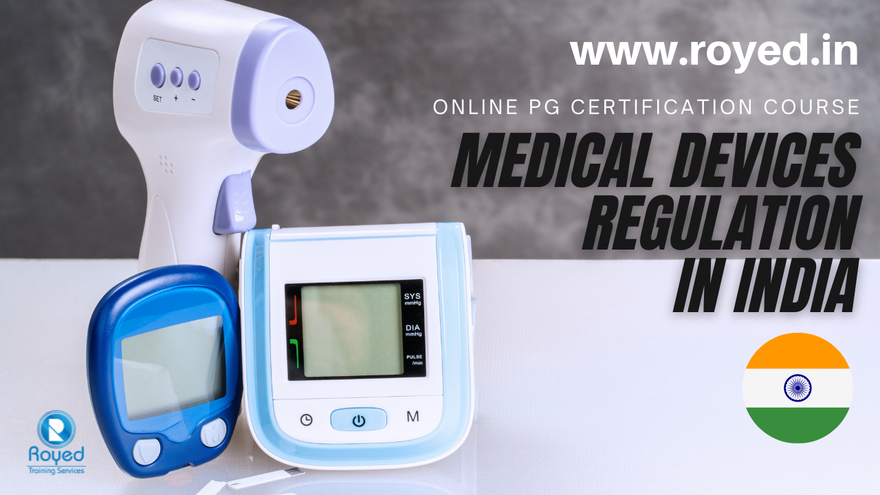medical device regulation in india
