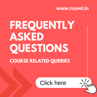 frequently asked questions regarding royed training